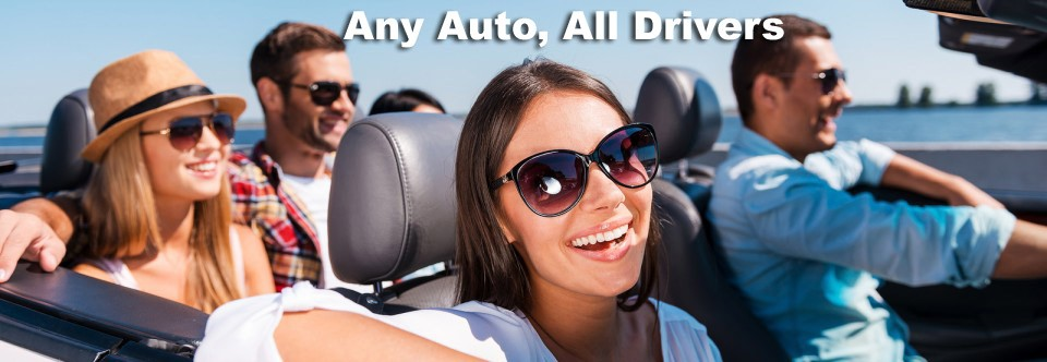 2.  All Drivers, Any Auto